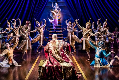 The King and I, The Alexandra Theatre, B'ham